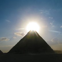 7 Day Light Attunement with the Great Pyramid and Egyptian Goddess Isis